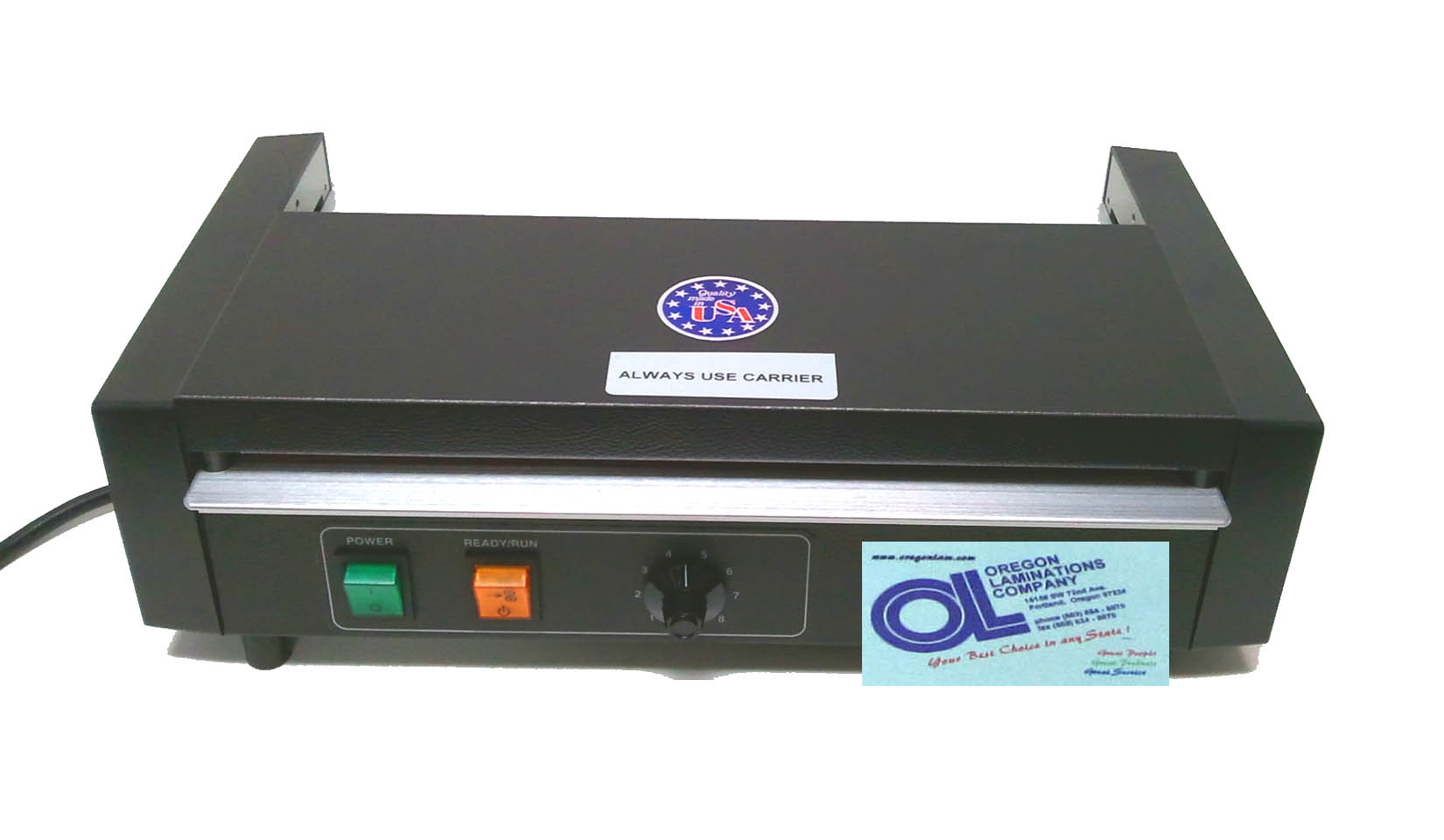 TLC 5000 pouch laminator