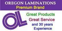 Oregon Laminations Premium Brand