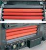sky330r10 rollers laminator